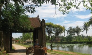 Ha Noi day trip to Duong Lam village