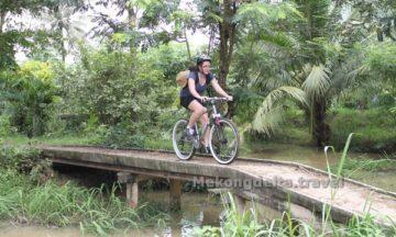 biking tour mekong delta
