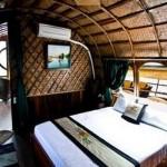 mekong river cruise cabin mango boat